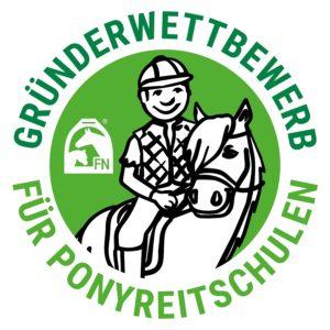 Logo Gründerwettbewerb für Ponyreitschulen FN
