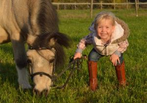 Pferde für unsere Kinder e.V.-Pferdeerlebnistage in Kooperation mit PM