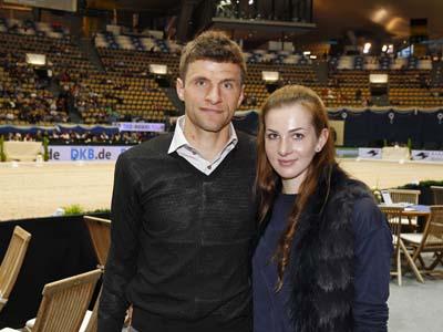 Thomas Müller & Lisa Müller