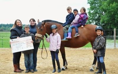 Praxisbeispiel: Reitschule unterstützt Heimkinder