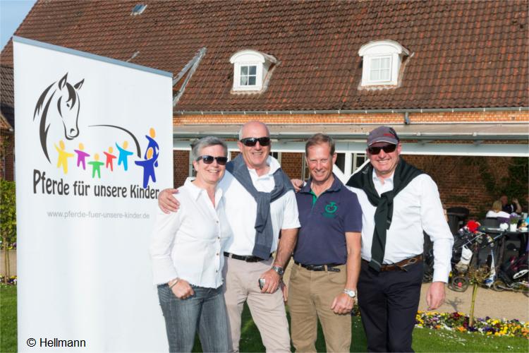 Hamburger Derby 2016 Golf Pferde für unsere Kinder e.V. © Hellmann