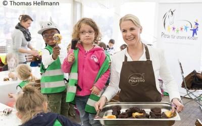 """""""Pferde für unsere Kinder e.V."""" beim Hamburger Derby 2016 (II)"""
