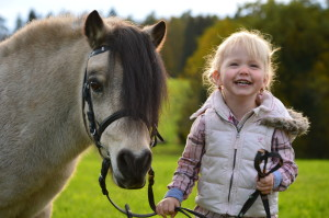 """1 Jahr """"Pferde für unsere Kinder"""". / Foto: Markus Lämmle"""