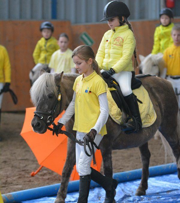 Kleine Kinder, kleine Ponys – gemeinsam erfolgreich lernen