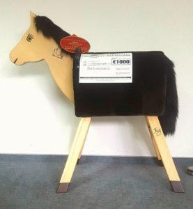 """Pferde für unsere Kinder e.V."" erhält Kristallkraft Social Horse Award 2017"