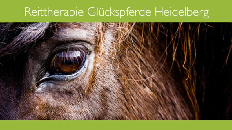 Reittherapie Glückspferde