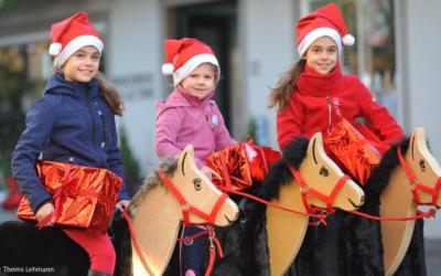 """""""Pferde für unsere Kinder e.V.""""-WEIHNACHTSAKTION"""