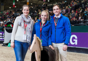 Pferde für unsere Kinder e.V. - Holzpferdeübergabe Partner Pferd Leipzig (I)