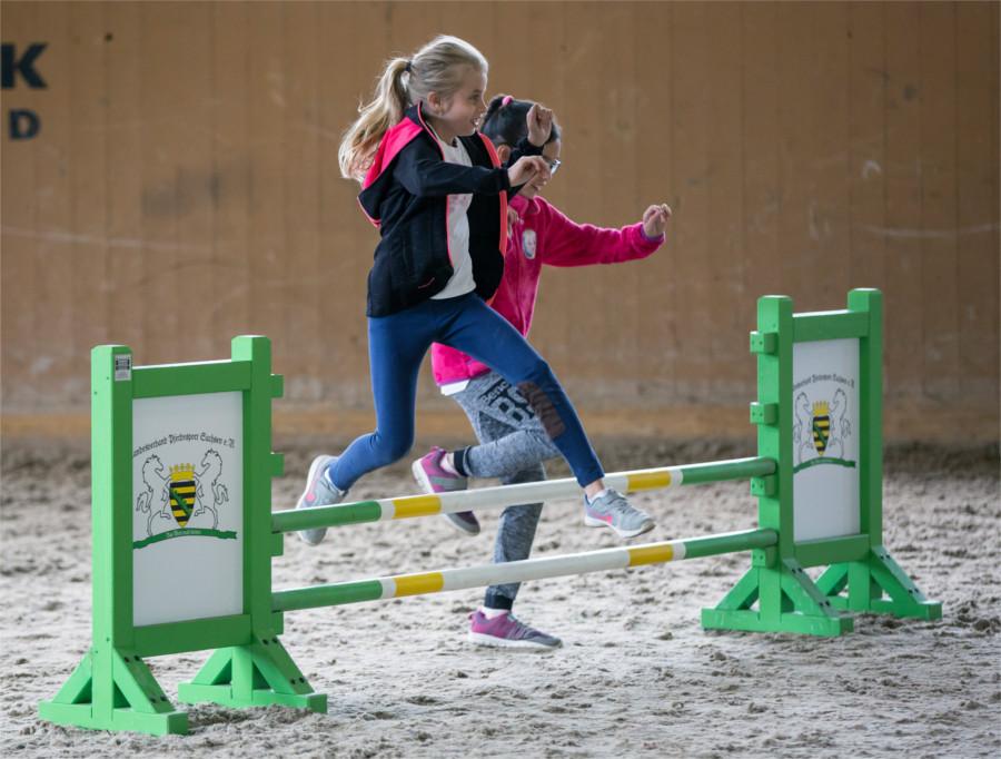 Kindertag_Hauptgestuet-Graditz_Reithalle_Sächsische_Gestütsverwaltung
