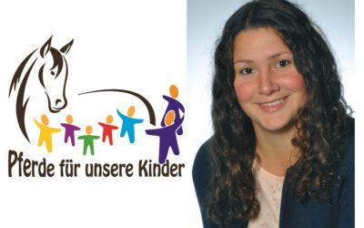"""Neues Teammitglied für """"Pferde für unsere Kinder e.V."""""""