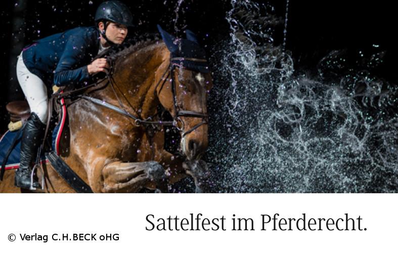 Handbuch Pferderecht