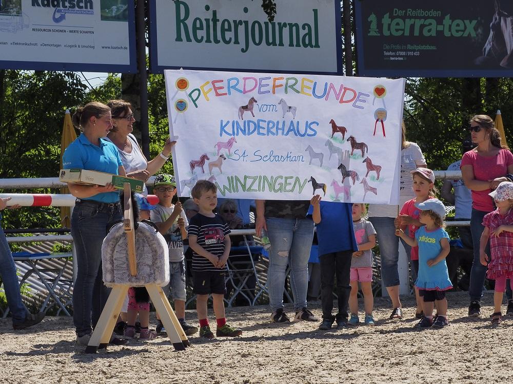Jugendfestival Gestüt Birkhof 2018