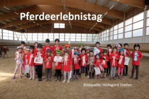 Pferdeerlebnistag beim Reitverein Thierhaupten - Pferde für unsere Kinder e.V (1)