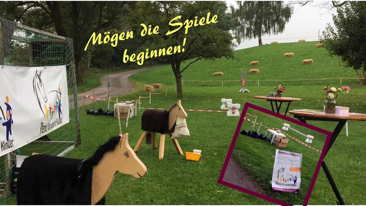 VonHier Hoffest Ponyhof Lutz 2018 - Pferde für unsere Kinder e.V.(I)
