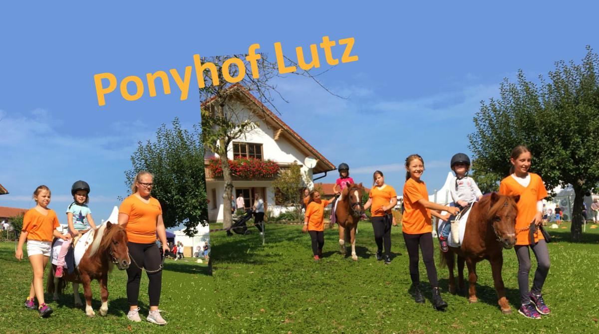 VonHier Hoffest Ponyhof Lutz 2018 - Pferde für unsere Kinder e.V.(III)