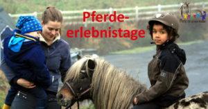 Pferdeerlebnistage - Pferde für unsere Kinder e.V. - Kind und Pony