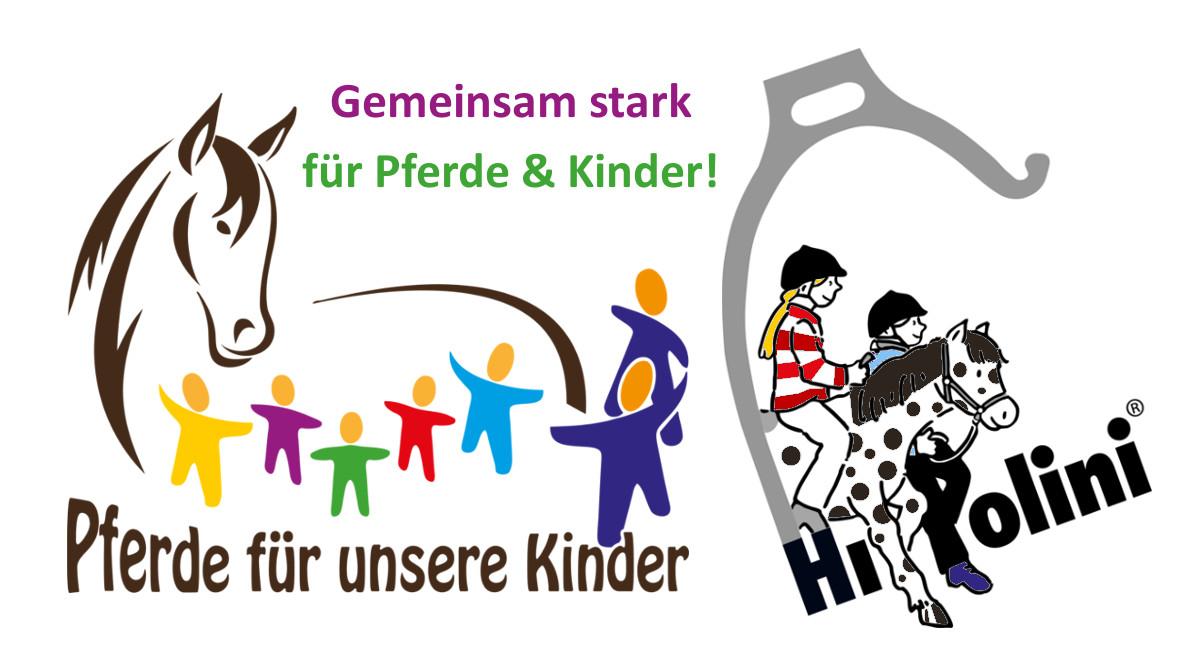 Pferde für unsere Kinder e.V. und HIPPOLINI - Gemeinsam stark für Pferde und Kinder
