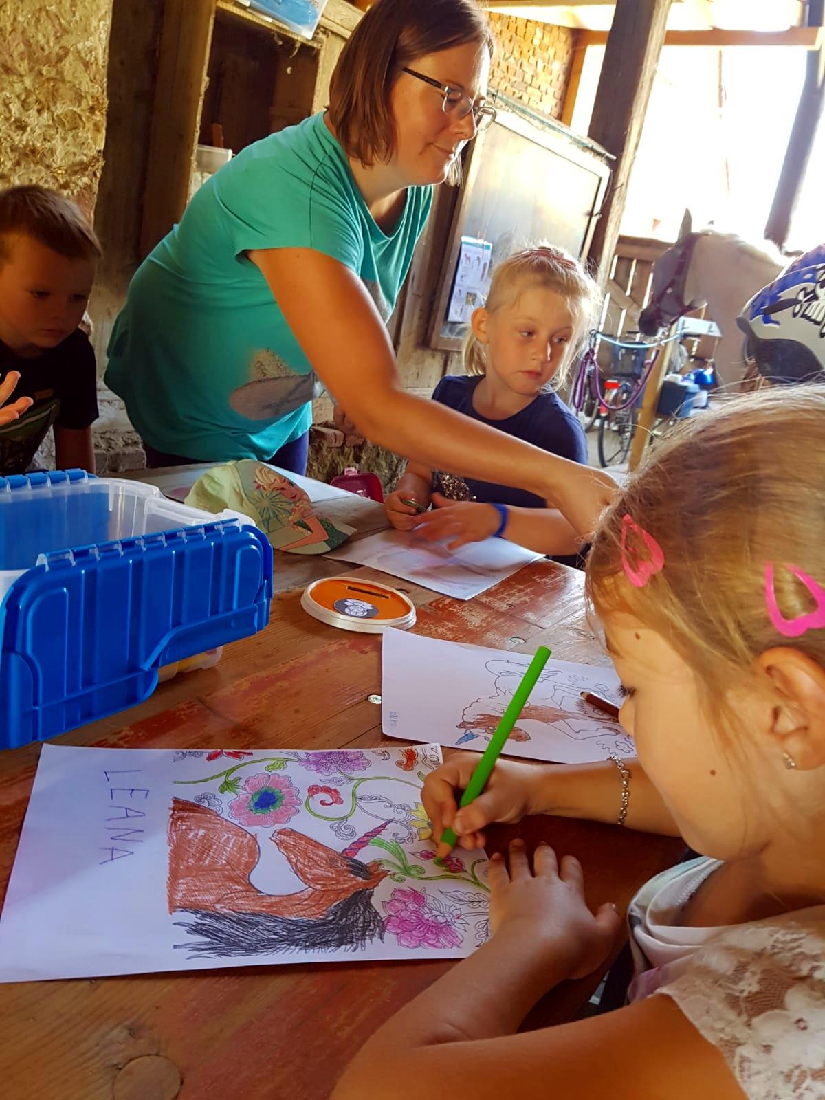 Pferdeerlebnistage Kessy's Pferdeclub - Pferde für unsere Kinder e.V. (II)