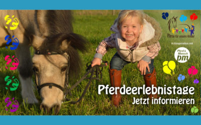 "Pferdeerlebnistage: Fotowettbewerb 2019 mit dem Motto ""Karneval"""