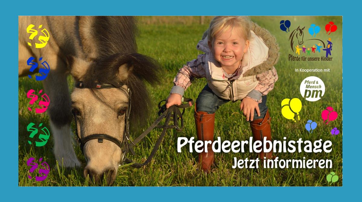 Pferdeerlebnistage Fotowettbewerb Karneval Pferde für unsere Kinder e.V:
