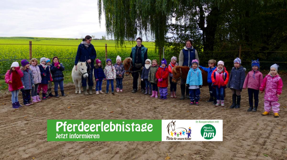 Pferde für unsere Kinder e.V. Pferdeerelbnistag Pferdefreunde Brauerhof (I)