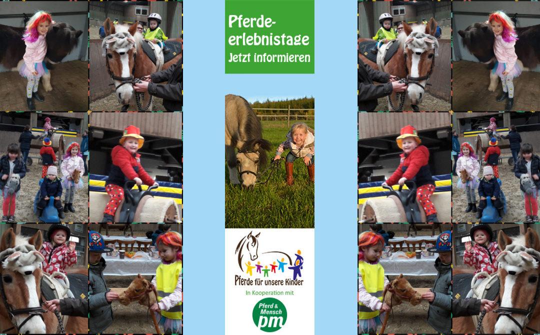 """Kunterbunte """"Pferdeerlebnistage"""" zur Karneval 2019"""
