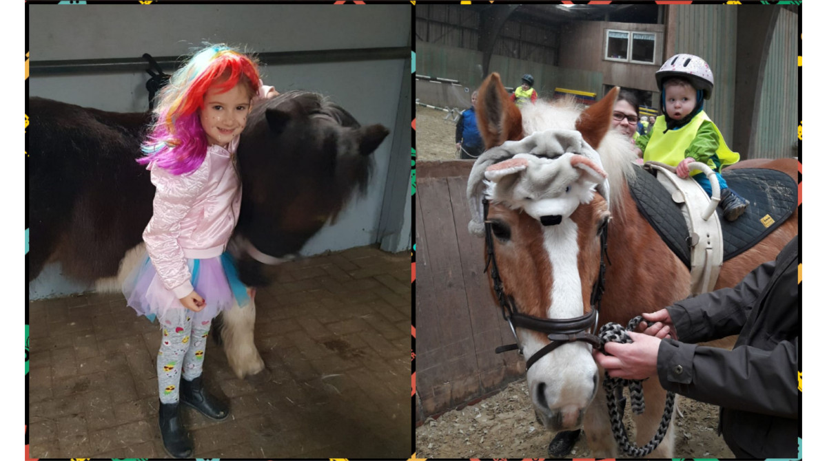 Pferdeerlebnistag Karneval Keller Tanja 1