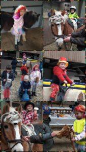 Pferdeerlebnistag Karneval Keller Tanja Pferde für unsere Kinder e.V.