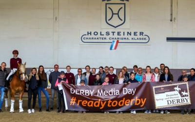 DERBY Media Day für Kinder