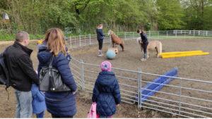 Pferde für unsere Kinder e.V.-Kindertag auf dem Gestüt Floggensee in Neritz 2019