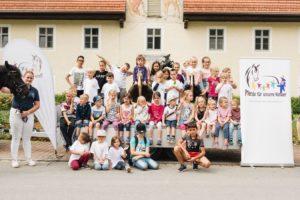 2019-06-22 PfuKeV Eltern-Kind-Tag DM Schwaiganger Oliver_Fiegel - Gruppenbild