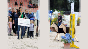 Pferdeerlebnistag Landesmeisterschaften Redefin Anja Schröter PfuKeV