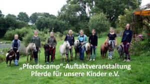 Pferde für unsere Kinder e.V.-Pferdecamp Scharbeutz - Franziska Wulfsberg (III)