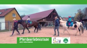 Pferdeerlebnistag Tanja Amschler PfuKeV