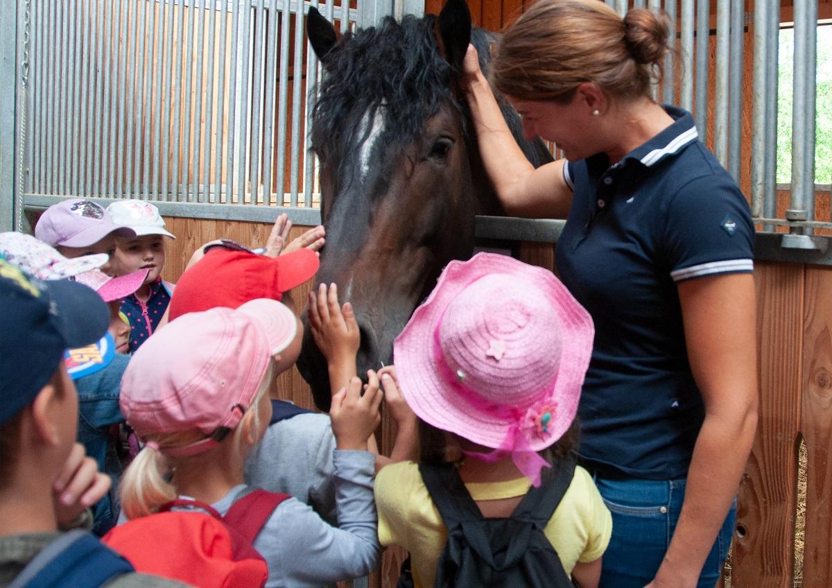 PfuKeV-Pferdeerlebnistag Reitschule Lena Bierling (10)