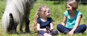 Kinder und Pony glücklich - Pferde für unsere Kinder e.V. - c Thomas Hellmann