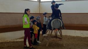 Pferde für unsere Kinder e.V. Pferdeerlebnistag - Hildegard Steiner Reitverein Thierhaupten
