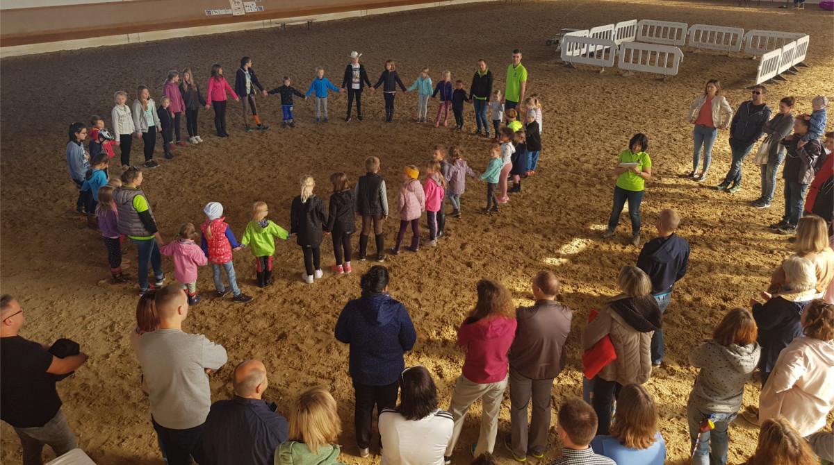 Pferde für unsere Kinder e.V. Pferdeerlebnistag - Hildegard Steiner Reitverein Thierhaupten (3)
