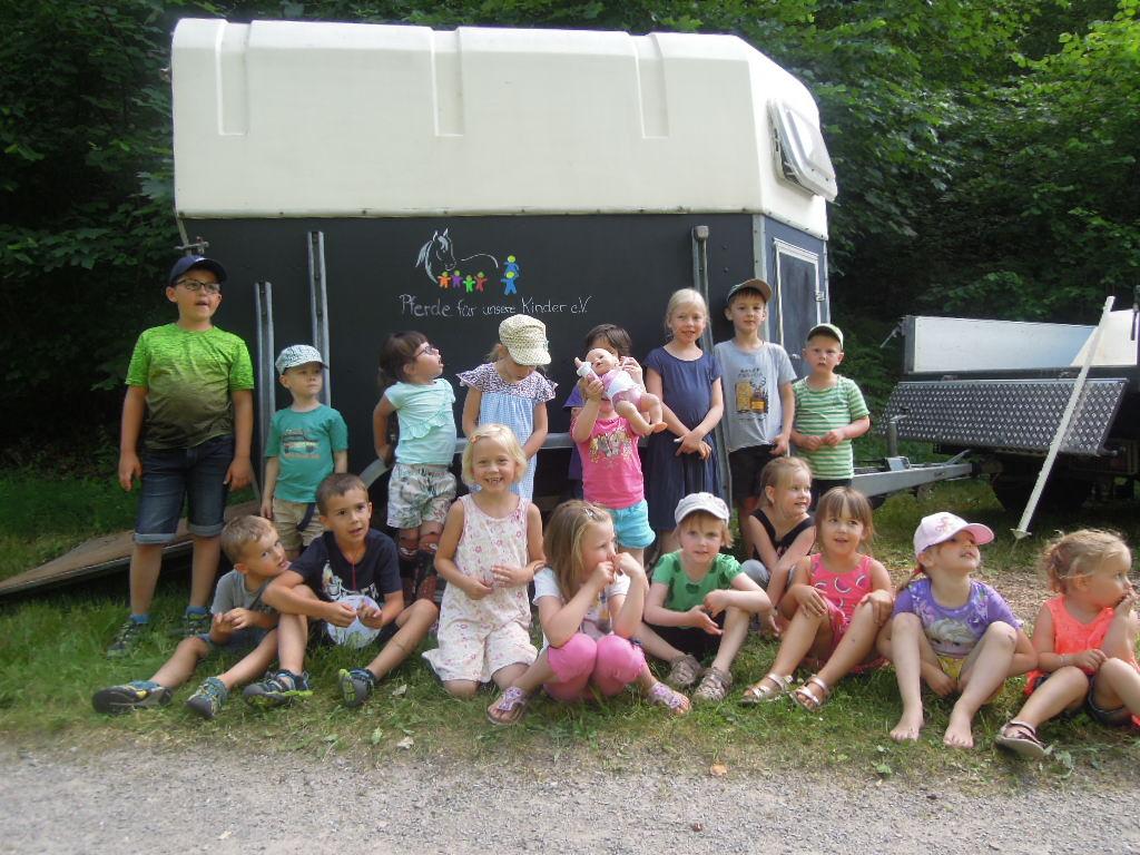 Pferde für unsere Kinder e.V. Pferdeerlebnistag - Nicole Kern (1)