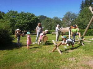 Pferde für unsere Kinder e.V. Pferdeerlebnistag - Nicole Kern