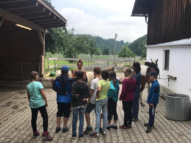 Pferde für unsere Kinder e.V. Pferdeerlebnistage - Andrea Zender Erlebnishof Wies (5)