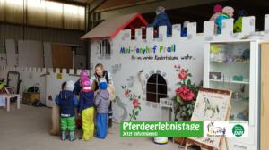 Pferde für unsere Kinder e.V. Pferdeerlebnistage - Julia Prall MINI-Ponyhof Prall