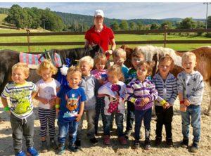 Pferde für unsere Kinder e.V. Pferdeerlebnistag - Tina Eisenbach PferdeFairStand