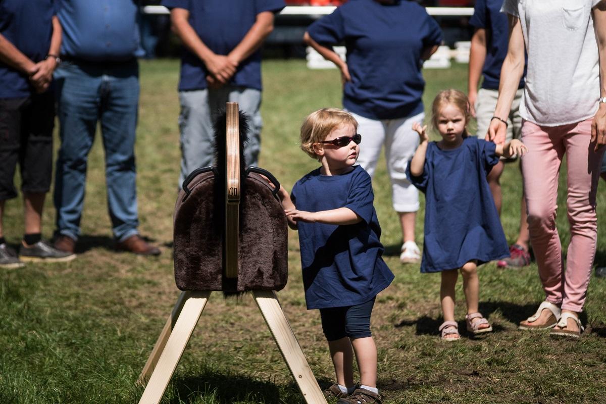 PfuKeV-Projekt 10.000 Holzpferde für Kindergärten - RFV Renningen-Malmsheim (7)