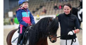Faszination Pferd Nürnberg 2019 Pferde für unsere Kinder e.V - Fotoagentur Dill - Rainer Dill