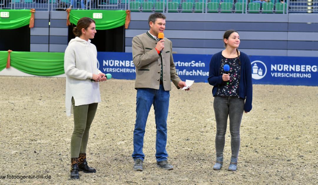 """""""Pferde für unsere Kinder e.V."""" bei der Faszination Pferd 2019 in Nürnberg"""