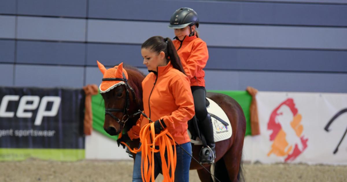 Faszination Pferd Nürnberg 2019 Pferde für unsere Kinder e.V - Fotoagentur Dill - Rainer Dill (IV)