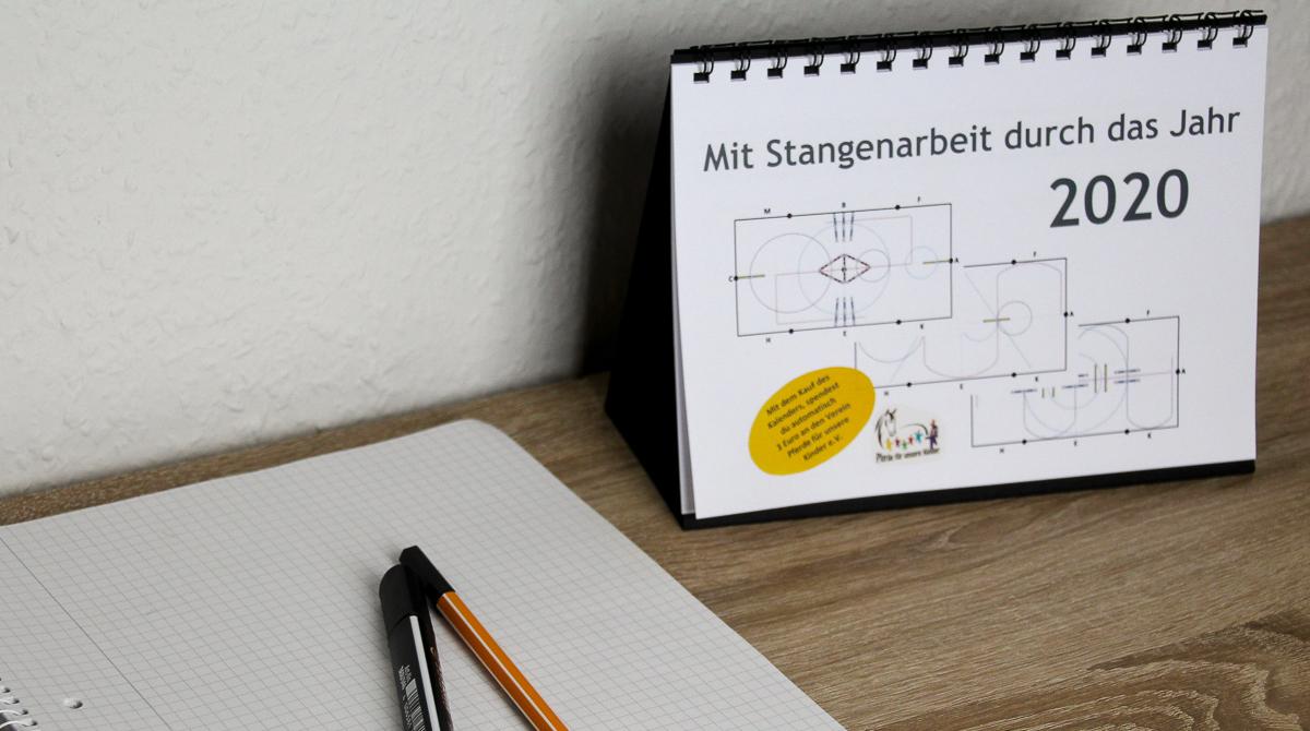 Kalenderaktion Claudia Scheler 2019 - Pferde für unsere Kinder e.V. (I)