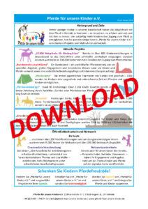 PfuKeV Januar 2020 - Zahlen Daten Fakten - Download