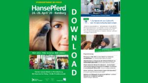 HansePferd Hamburg Flyer 2020